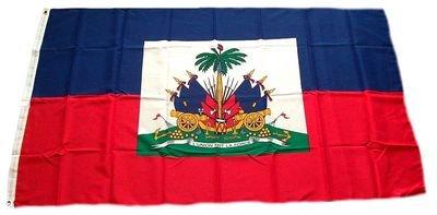 Fahne / Flagge Haiti NEU 90 x 150 cm Flaggen