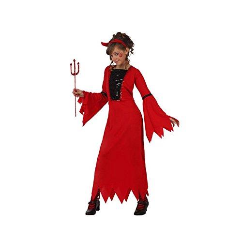 Demonia T. 3 (Disfraz Demonio Halloween)