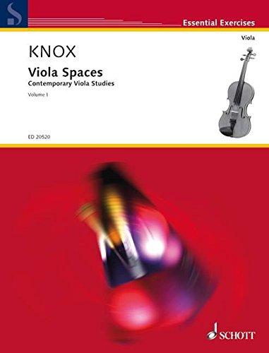 Viola Spaces Vol. 1 Alto