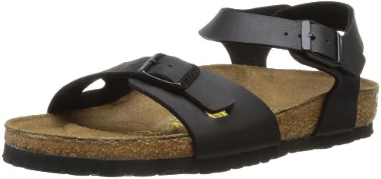 BIRKENSTOCK Rio Damen Sandale 2018 Letztes Modell  Mode Schuhe Billig Online-Verkauf
