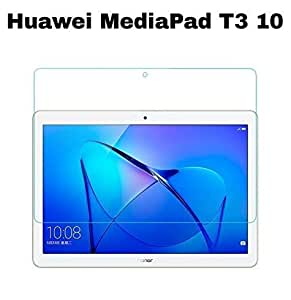 M.G.R.J® HD + 9H Hardness Toughened Tempered Glass Screen Protector for Honor MediaPad T3 10