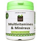François nature - Multivitamines et minéraux120 gélules gélatine bovine