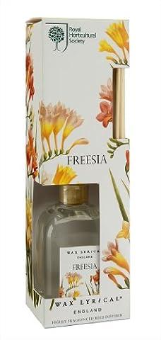 Wax Lyrical Royal Horticultural Society Wild Freesia 100 ml Reed Diffuser
