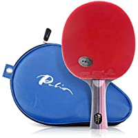 Palio 3 Star Professional Table Tennis Bat and case