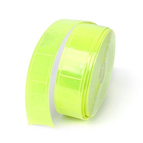 WINOMO Reflektierendes Klebeband Reflexfolie (Klebeband-jacke)