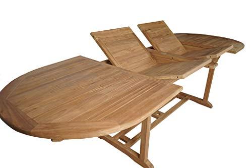KMH ausziehbarer Gartentisch - 5