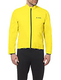 VAUDE Men's Air Jackett II - Chaqueta color canary, talla L