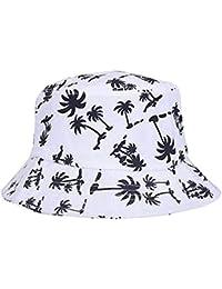 Cubo Sombrero De Las Mujeres Plegable Sombrero para El Sol Fácil De Igualar Sombrero De La
