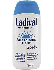 LADIVAL allergische Haut Apres Gel, 200 ml