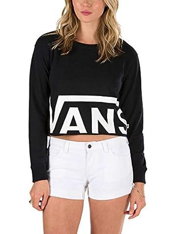 Damen Sweater Vans Castaway Crew Sweater