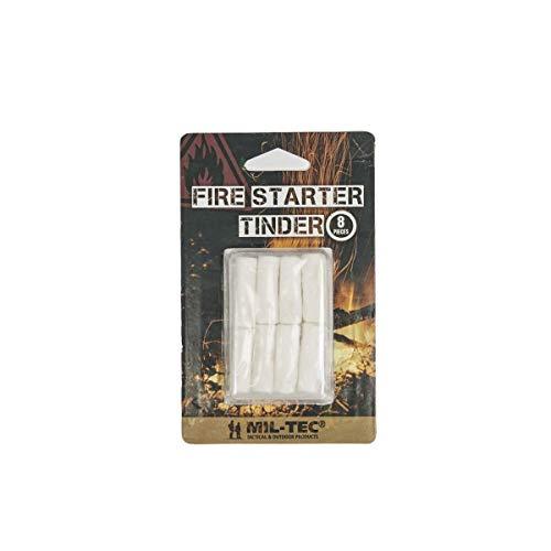 Fire Starter Tinder (8 pcs) - Miltec