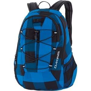 Dakine Transit Backpack 18 Litre - 46x30x15 cm, Checks