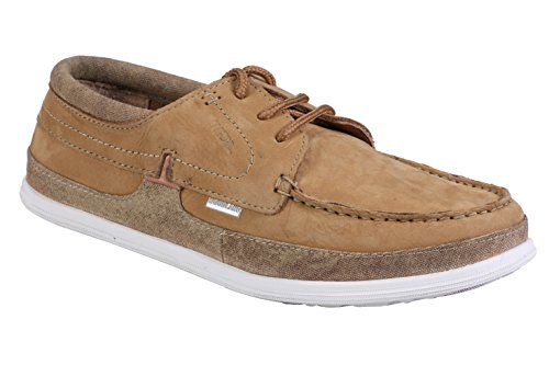 Woodland Men's Camel Sneakers - 10 UK/India (44EU)(GC 2173116)  available at amazon for Rs.1500
