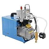 Compresor de Aire, Inflador Neumaticos Bomba de Aire Portátil 30MPa 220V Alta Presion Electric Air...