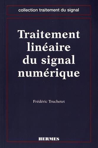 Traitement linéaire du signal numérique