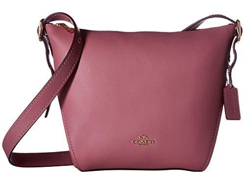 Coach Handtaschen Zubehör (Coach Damen Reisetasche aus natürlichem Kalbsleder, Pink (Li/Rose), Einheitsgröße)