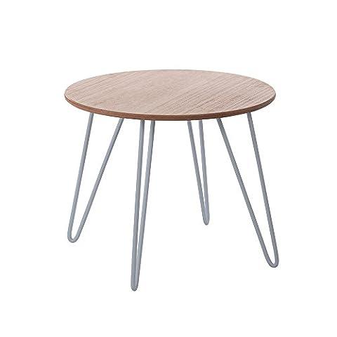 Table Basse Metal - Table basse design - Esprit scandinave -