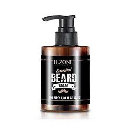 Balsamo Barba e Baffi H-Zone Essential Beard Balm 100ml Renèe Blanche