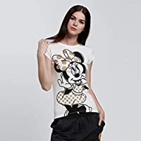 Character T-Shirts For Women, Cream S