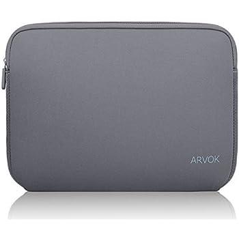 d767c65d07 ARVOK 15 15.6 Pouces Housse pour Ordinateur Portable en Néoprène Pochette Sacoche  pour Chromebook Ultrabook Netbook