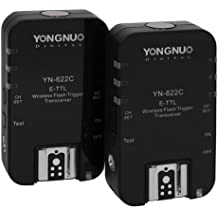 YongNuo YN-622C Wireless E-TTL - Disparador de flash para Canon