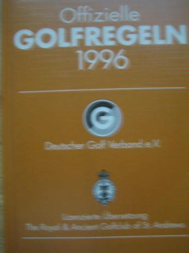 Golf Regeln '96