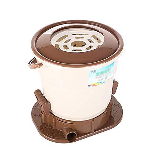 OCYE Mini Waschmaschine | Campingwaschmaschine | Waschautomat | Reisewaschmaschine | Miniwaschmaschine | Camping Waschmaschine |ohne Strom | große Kapazität | Schlafsaal | Security Funktion | Campin