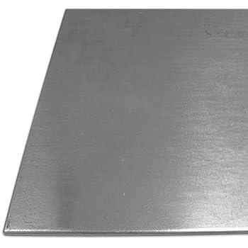 Noir dimensions 500/mm ST 37 Plaque en acier plat lamin/é 0 //-3 mm B/&T S235JR+AR
