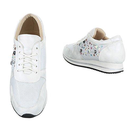 Prata Casuais As Das Sapatilhas Mulheres Calça De Sapatos Sapatilhas Das BdEqzz