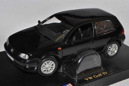 Revell Volkwagen Golf IV GTI 3 Türer Schwarz Limitiert auf 700 Stück 8945 1997-2003 1/18 Modell Auto mit individiuellem Wunschkennzeichen