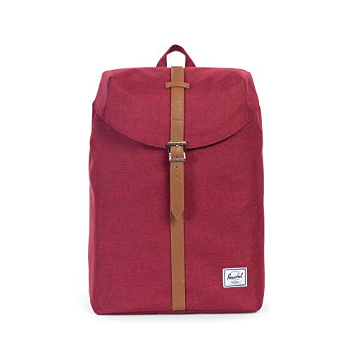 herschel-supply-co-post-backpack-winetasting-crosshatch-tan-synthetic-leather
