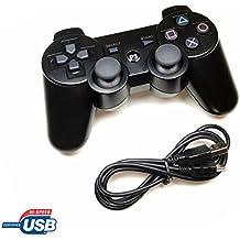 MANDO GAMEPAD CON CABLE USB PARA PS3, PC, MAC Y RETROPIE
