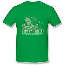 Huba hombre camiseta Bounty Hunter negro