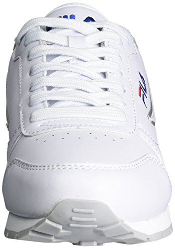 Fila - Women Base Orbit Low Wmn, Pantofole Donna Bianco