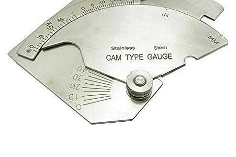 Sturdy and Accurate MG-8 Welding Gauge Weld GageTest Bridge Cam Welding Ulnar Inspection