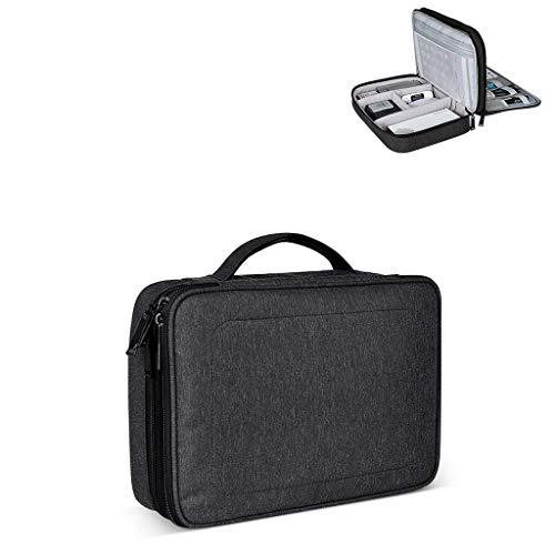 huwaioury wasserdichte Elektronik zubehör veranstalter reisespeicher Handtasche Kabel Gadget USB Stick Fall Tasche tragbar