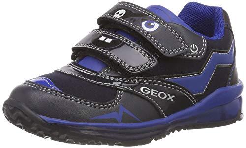 Geox Baby Todo Boy, Zapatillas Bebés, Azul Dk Navy/Royal