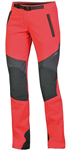 Direct Alpine Damen Civetta Hose, Rot, M
