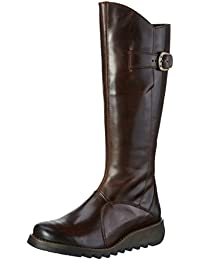 Fly London Mol 2 Low, Knee Length Boots