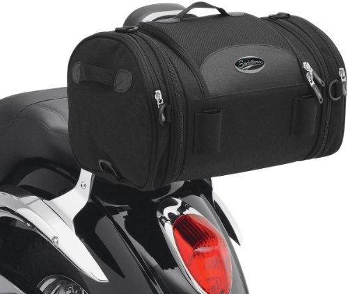 Saddlemen R1300lxe Deluxe borsa rullo per moto