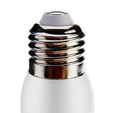 FDH 3W E26/E27 C35 Luces de velas LED 25 SMD 3014 180-210 lm decorativo blanco cálido 220-240 V CA