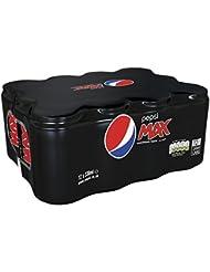 Pepsi Max, 330 ml (Pack of 12)