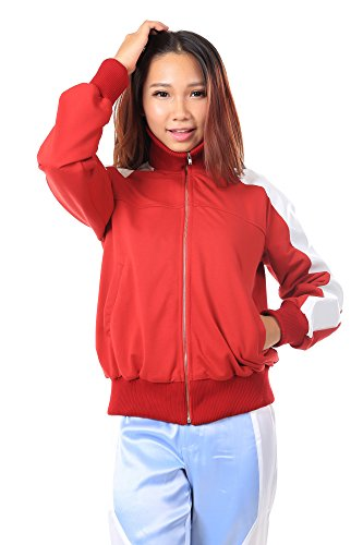De-Cos Neon Genesis Evangelion Soryu Asuka Langley Sweater & Eye Patch (Soryu Asuka Kostüm Langley)