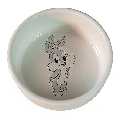 ARQUIVET 8435117860643Futterstation Ceramica 300ml Hase 11cm