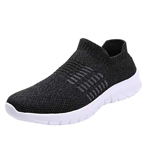 Casual Upstream Shoes Damen,Mesh Turnschuhe Frauen Laufschuhe Sneakers-Walking Jogging Training-Sportschuhe Air Leichte Schuhe Runner,Fitnessschuhe Leicht URIBAKY