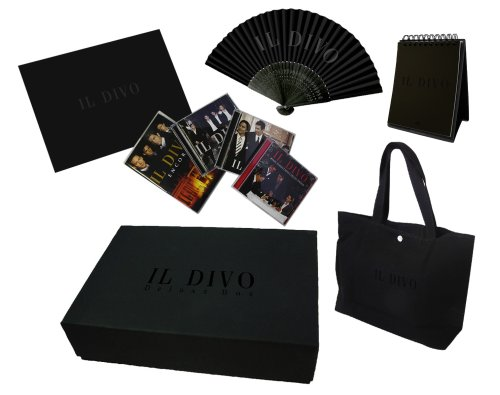 Limited Deluxe Box [Import allemand]
