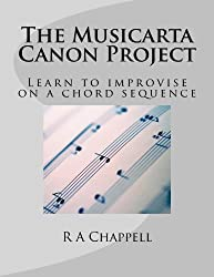 The Musicarta Canon Project: Learn to improvise on a chord sequence