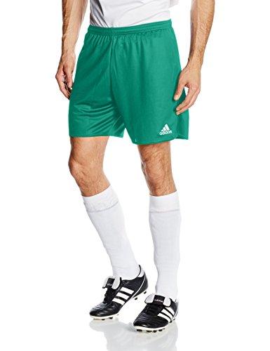 adidas Herren Shorts Mit Innenslip Parma 16, Bold Green/White, M, AJ5890