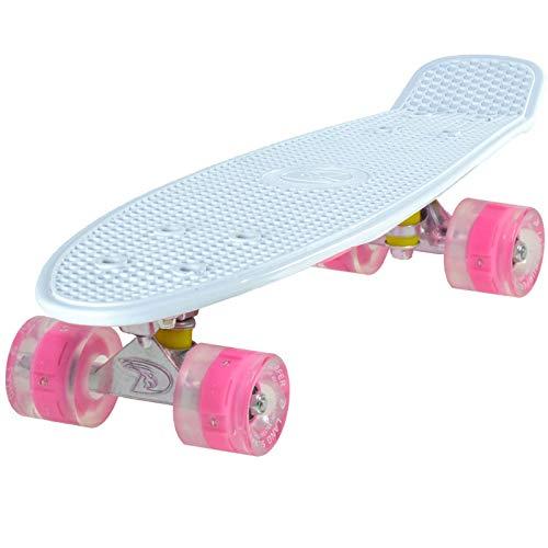La gama landsurfer-Monopatín. Land Surfer ofrece bien construida, colorido cruising Skateboards en una variedad de combinaciones de colores y tablero de rueda basado en el diseño clásico de 70's Cruiser. elegir: tablas de colores ricos y vibrantes...
