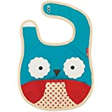 Skip Hop Zoo Bib - Owl (Multicolor)